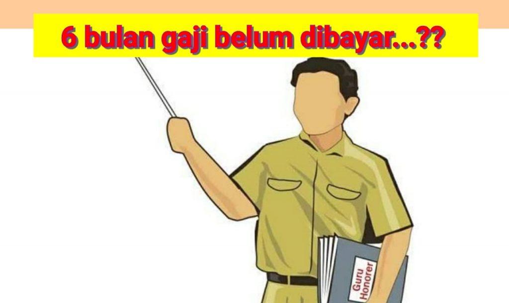 6 Bulan Gaji Guru Honorer SD/ SMP di Minut Belum Dibayar ...